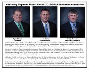 KSPB Exec committee 2018-2019